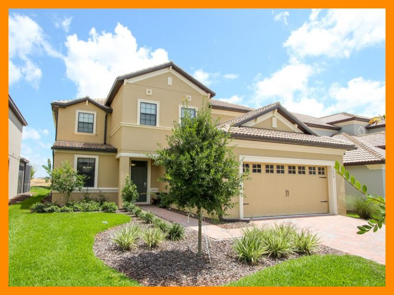 Championsgate - Close to parks and attractions - Image 1 - Four Corners - rentals