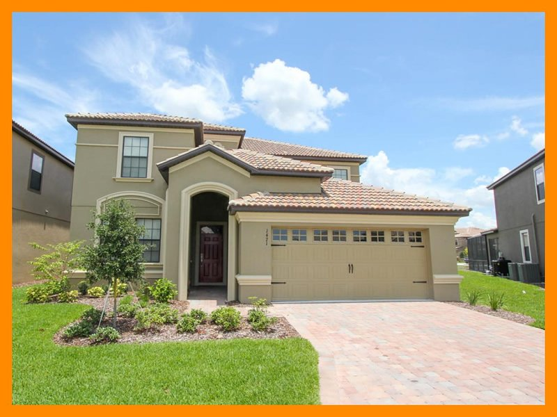 Championsgate - Close to parks and attractions - Image 1 - Loughman - rentals