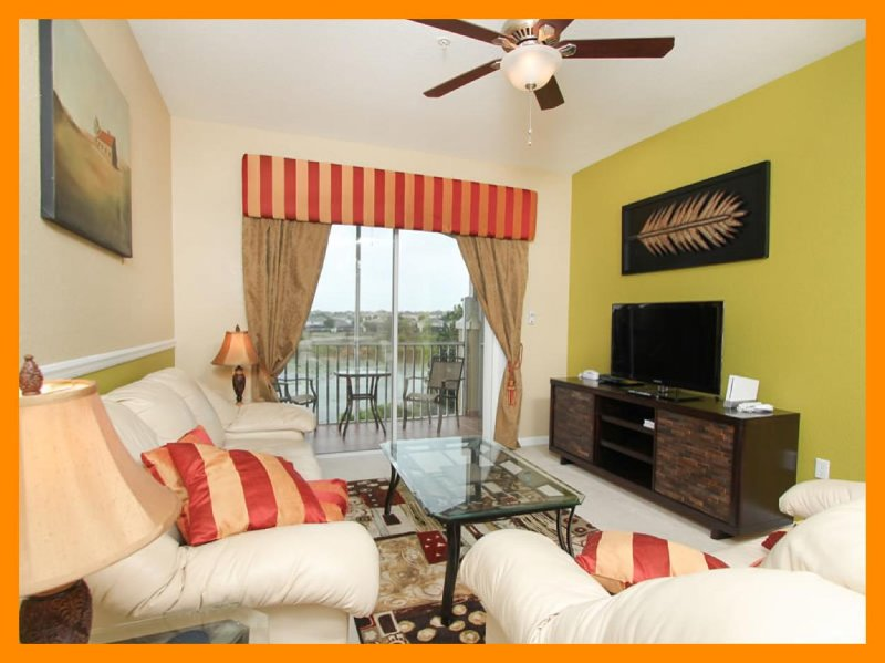 Luxury Family Condo with Disney Themed Bedroom - Image 1 - Four Corners - rentals