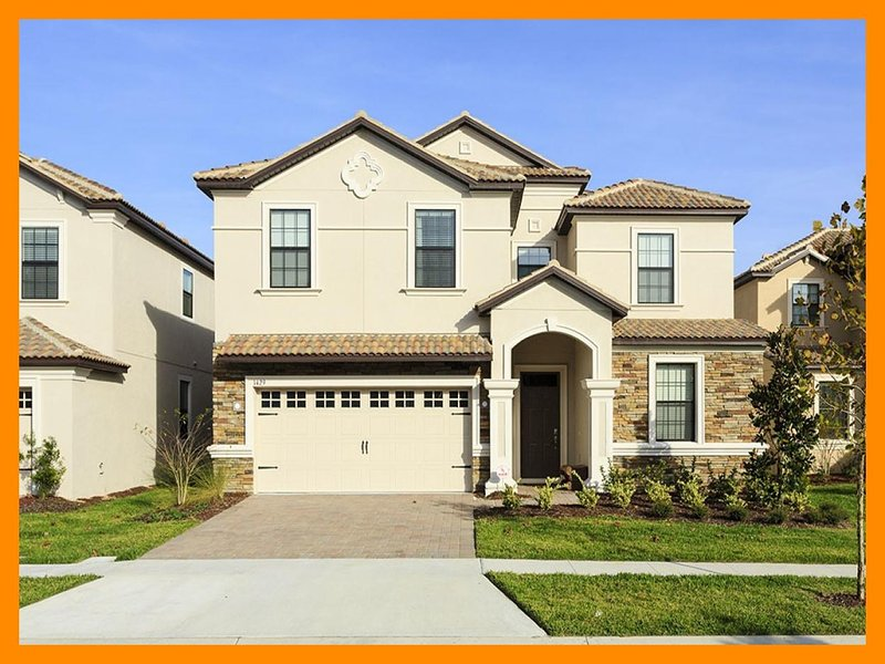Championsgate - 8 miles to Disney World - Image 1 - Loughman - rentals