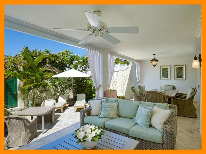 Stunning 4 Bed Villa - Private Terrace and Gardens - Image 1 - Mullins - rentals