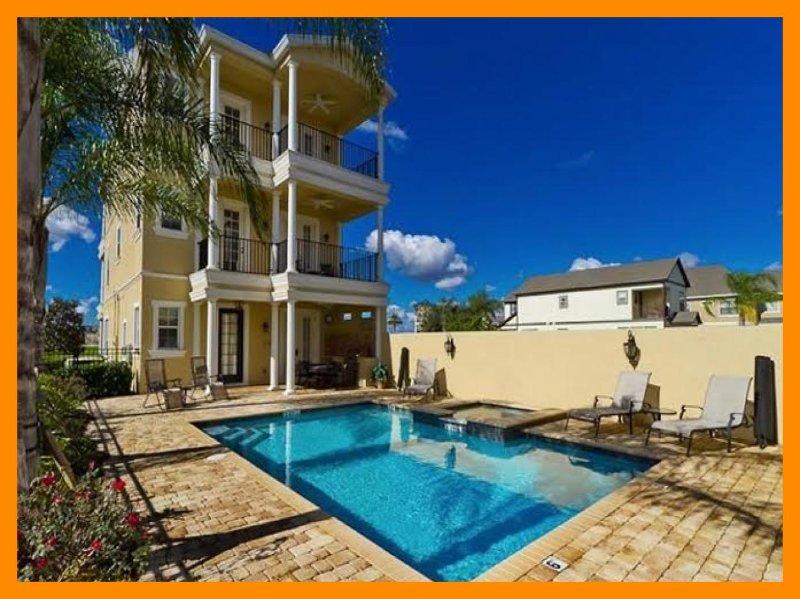 Reunion Resort - World-class leisure facilities - Image 1 - Loughman - rentals