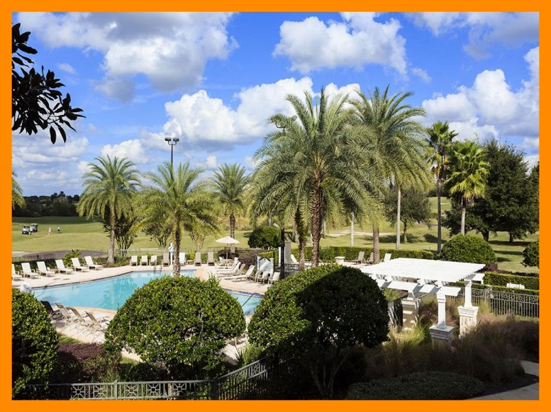 Family 3 Bed Condo with Pool - Close to Disney! - Image 1 - Loughman - rentals