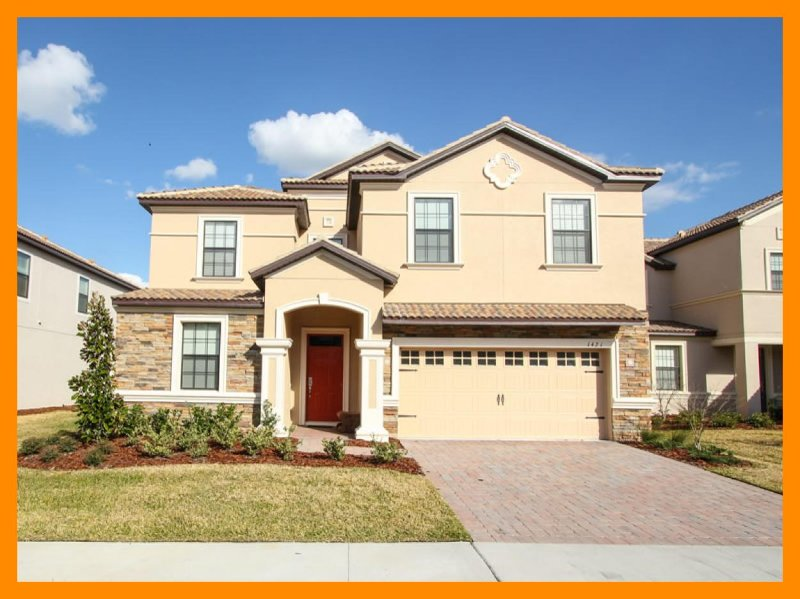 Championsgate - Perfect for family reunions - Image 1 - Lakemont - rentals