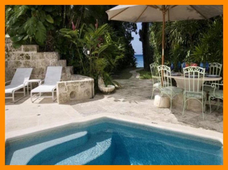 Fantastic 3 Bed Townhouse with Private Plunge Pool - Image 1 - Gibbs Bay - rentals