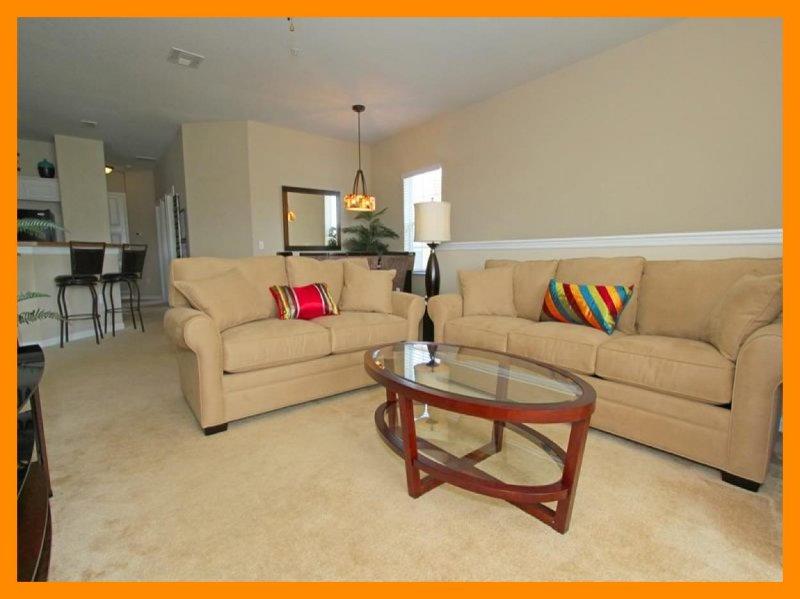 Luxury Family Condo with Stunning Lake Views - Image 1 - Celebration - rentals