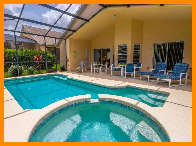 Luxury 3 Bed Villa - Private Pool and Games Room - Image 1 - Four Corners - rentals