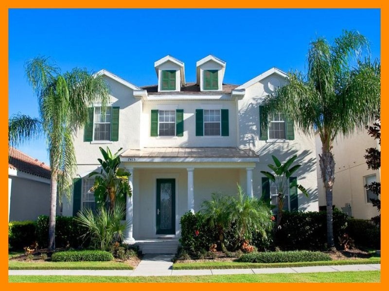 Luxury 5 Bed Home with Pool, Spa, Close to Disney - Image 1 - Celebration - rentals