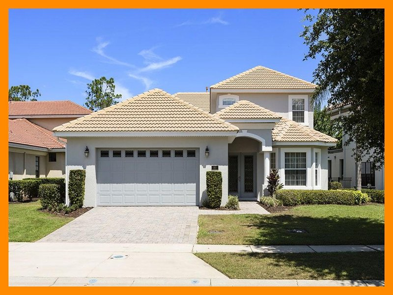 Fantastic 3 Bed Home with Pool, Spa, Near Disney - Image 1 - Celebration - rentals
