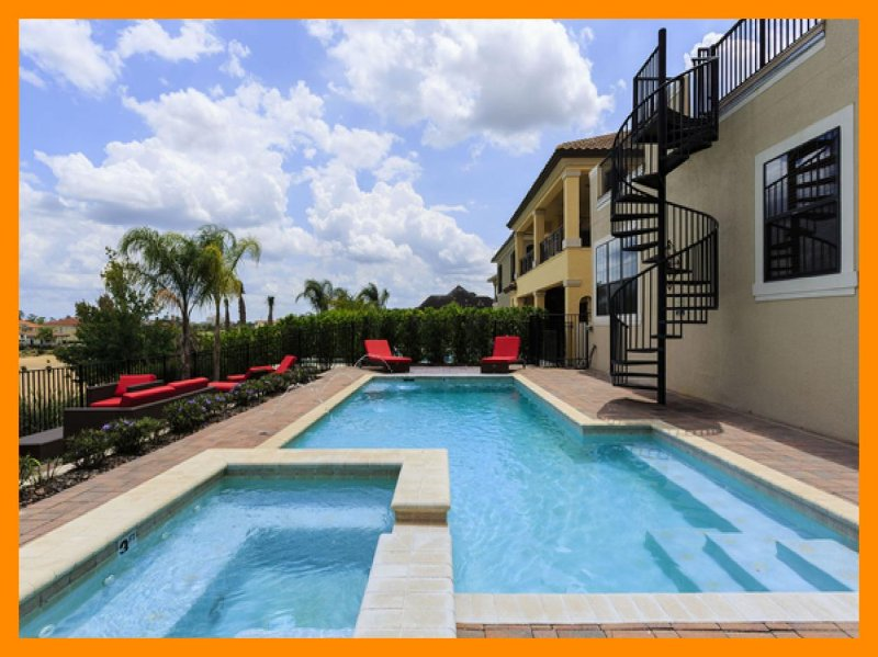 Reunion Resort - Perfect for family reunions - Image 1 - Reunion - rentals