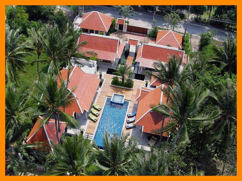 5009 - Beachfront luxury with Thai chef service - Image 1 - Lipa Noi - rentals