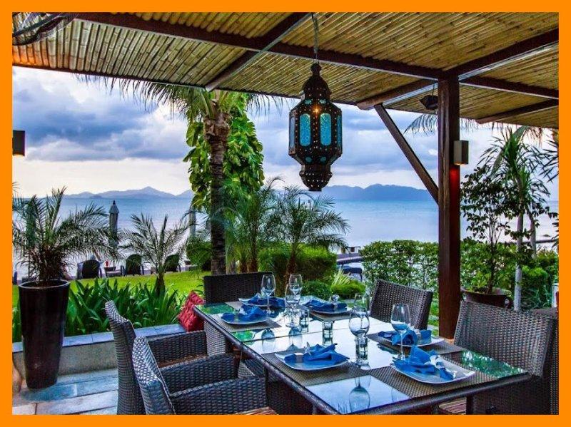5014 - Beachfront luxury with Thai chef service - Image 1 - Mae Nam - rentals