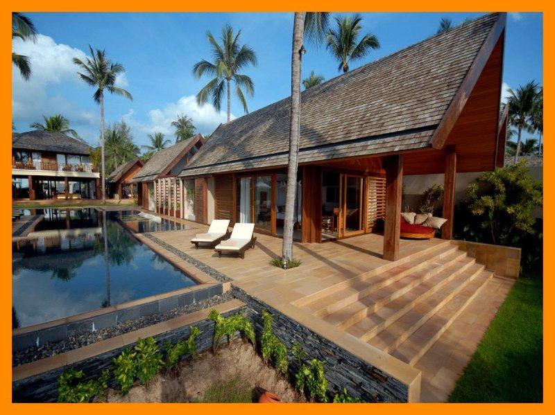 6018 - Beachfront luxury with Thai chef service - Image 1 - Lipa Noi - rentals