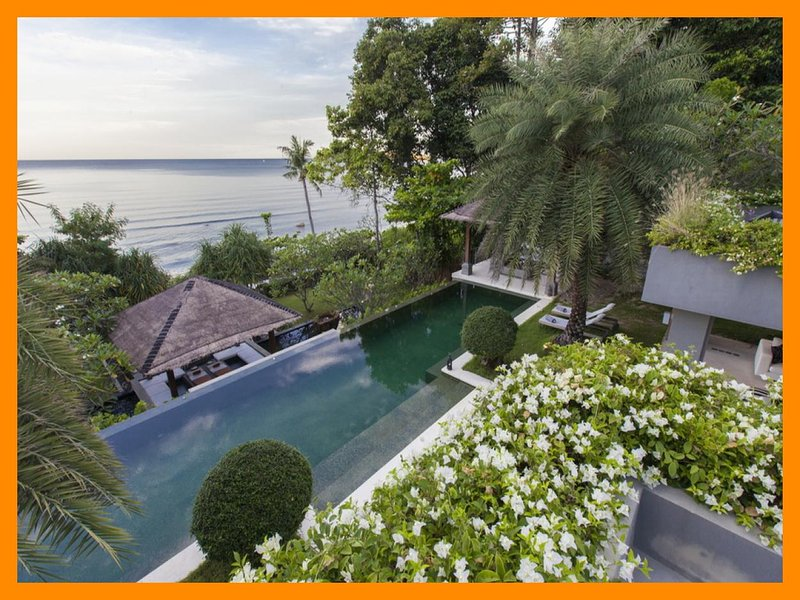 5168 - Beachfront luxury with Thai chef service - Image 1 - Bophut - rentals