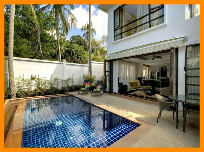 3016 - Next to the beach at Bang Por with continental breakfast included - Image 1 - Mae Nam - rentals