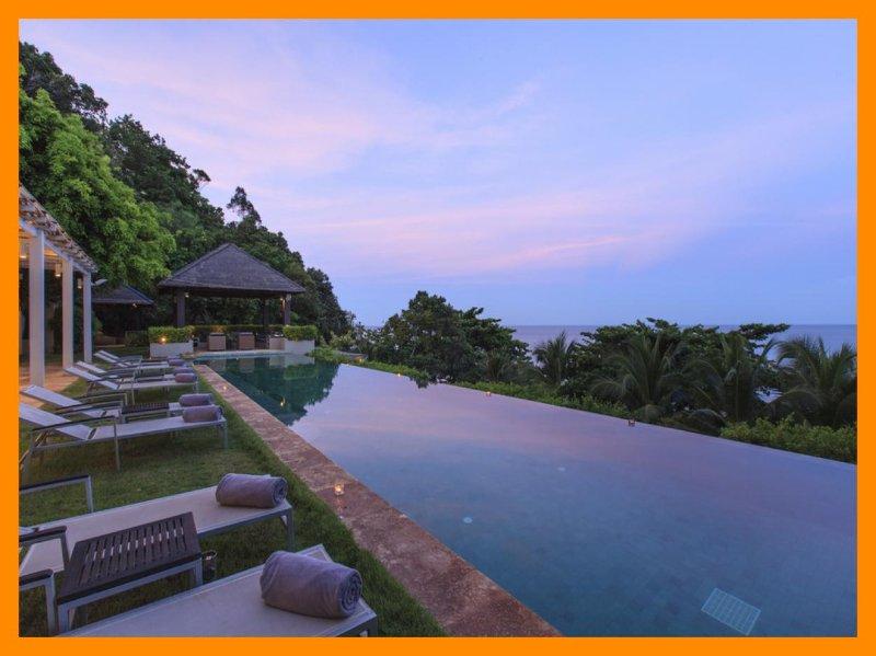 3166 - Beachfront luxury with Thai chef service - Image 1 - Bophut - rentals