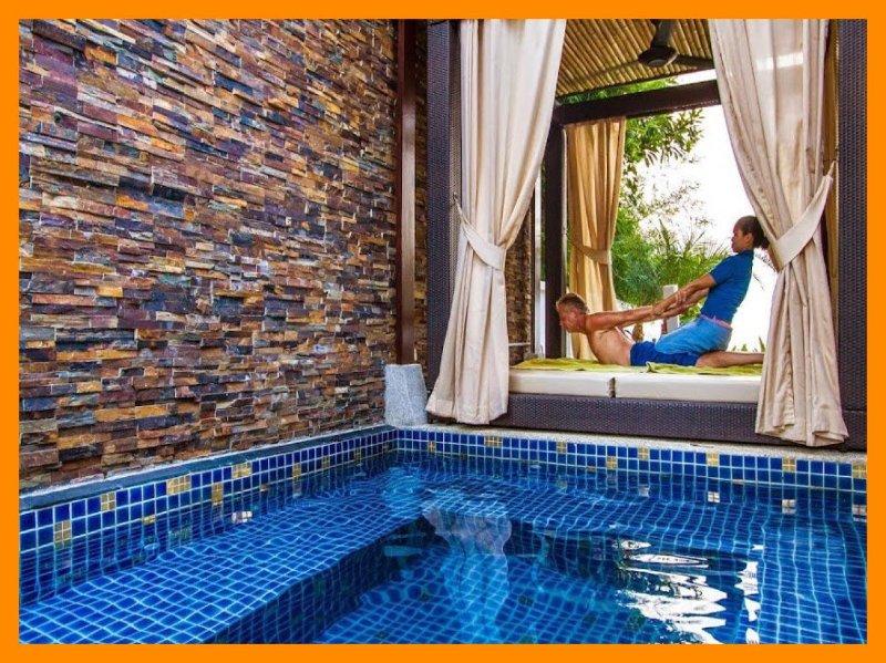 3014 - Beach front luxury with Thai chef service - Image 1 - Mae Nam - rentals