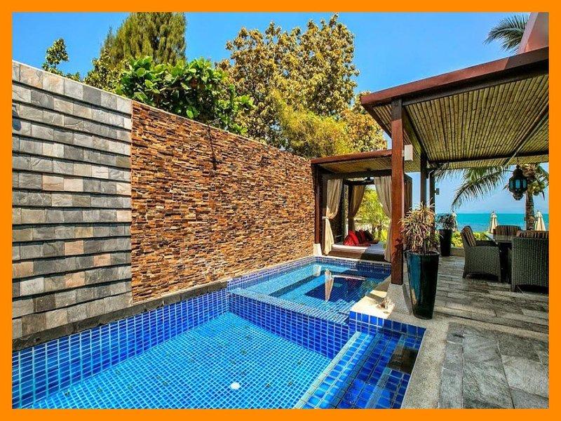 2014 - Beachfront luxury with Thai chef service - Image 1 - Mae Nam - rentals
