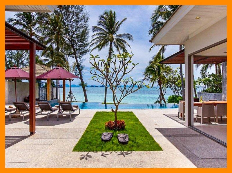 5032 - Beachfront luxury with Thai chef service - Image 1 - Lipa Noi - rentals