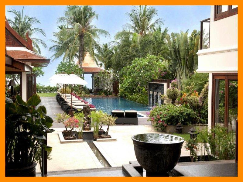 2148 - Beachfront luxury with Thai chef service - Image 1 - Lipa Noi - rentals