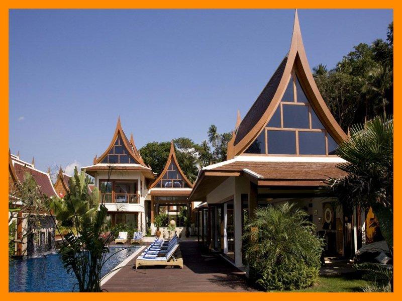 3179 - Beachfront luxury with Thai chef service - Image 1 - Lipa Noi - rentals