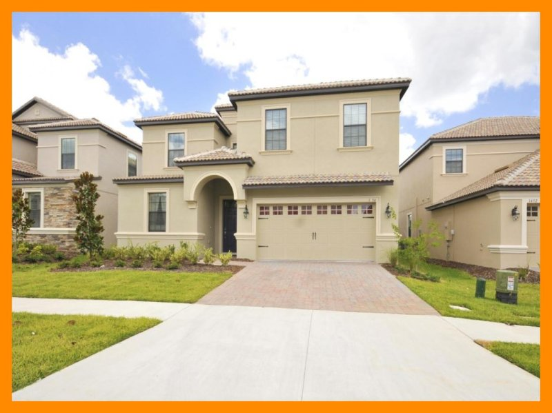 Championsgate - Just 15 minutes to Disney World - Image 1 - Loughman - rentals