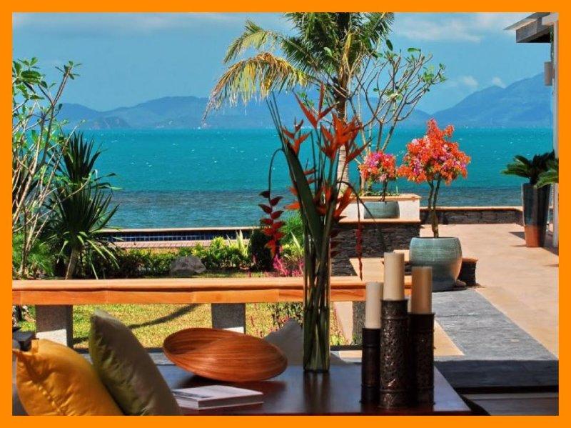 4003 - Beachfront luxury with Thai chef service - Image 1 - Mae Nam - rentals