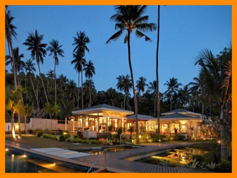 3003 - Beach front luxury with Thai chef service - Image 1 - Mae Nam - rentals