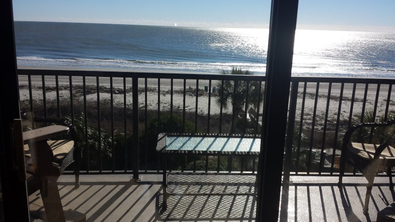 Oceanfront Luxury Condo with Free Wifi - Image 1 - Myrtle Beach - rentals