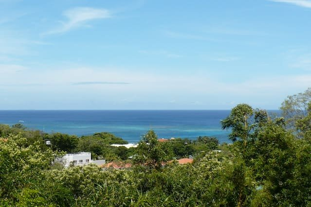 Panoramic view. - Affordable apt all comfs mins fromWest End  beach - West End - rentals