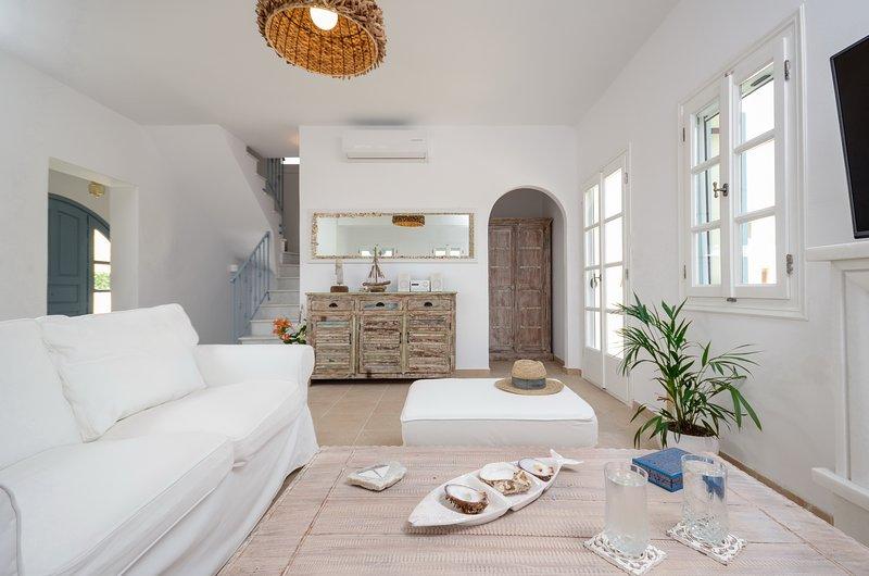 Seaside Naxos |  Villa Ariadne | Plaka Beach - Image 1 - Plaka - rentals