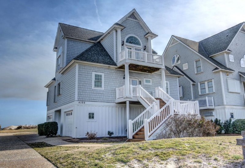 4190 Island Dr - Island Drive 4190 -3BR_SFH_OFB_11 - North Topsail Beach - rentals