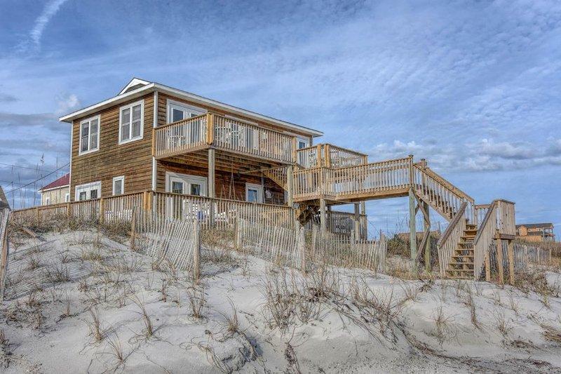 From the Beach - Topsail Road 238 -4BR_SFH_9 - North Topsail Beach - rentals