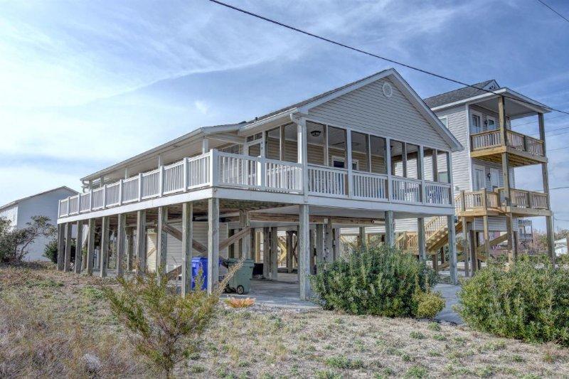 8004 6th Ave - 6th Avenue 8004 | Location Location Location and Price! - North Topsail Beach - rentals