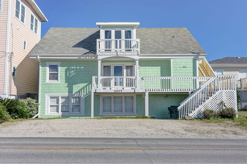 1007 N Anderson Blvd - N. Anderson Blvd 1007 -6BR_SFH_OF_12 - North Topsail Beach - rentals