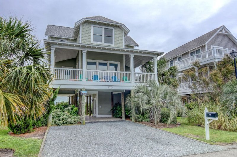 120 Sea Side Village - Sea Side Village 120 Oceanview! | Community Pool, Internet - North Topsail Beach - rentals