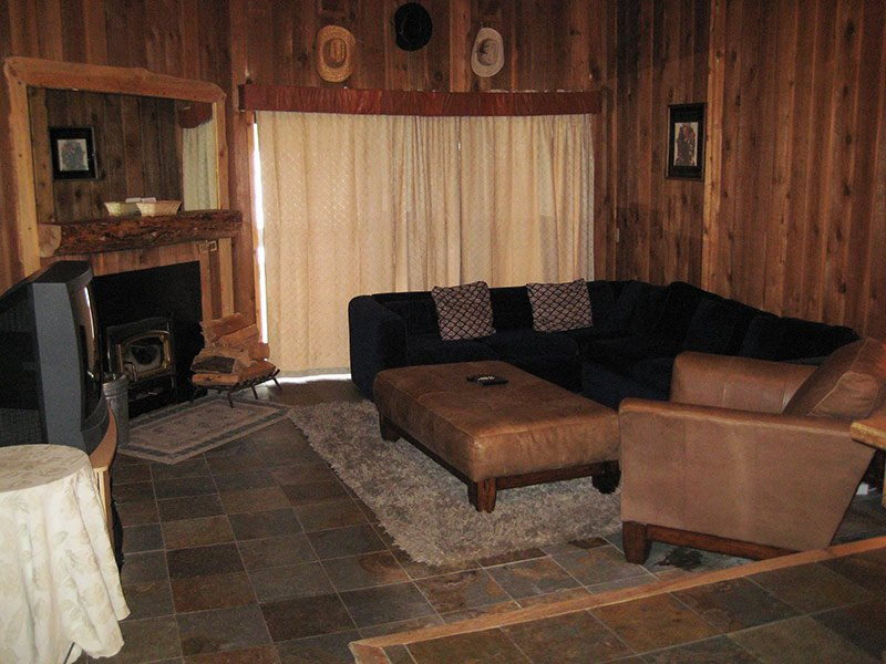 Living Room - Courchevel - CVL53 - Mammoth Lakes - rentals