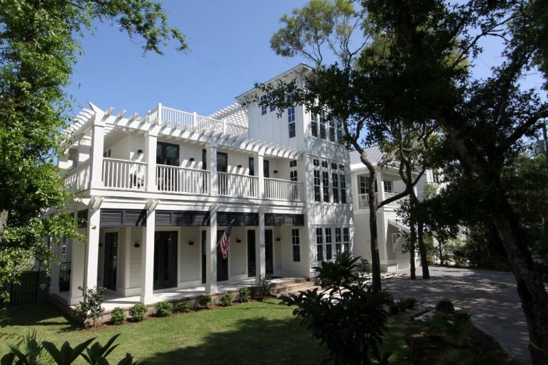 Luxury Home - SummerSalt in Old Seagrove Beach - SummerSalt - Seagrove Beach - rentals