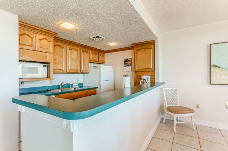 Kitchen Area - Amelia Island Plantation Beachwalker 1153 - Amelia Island - rentals