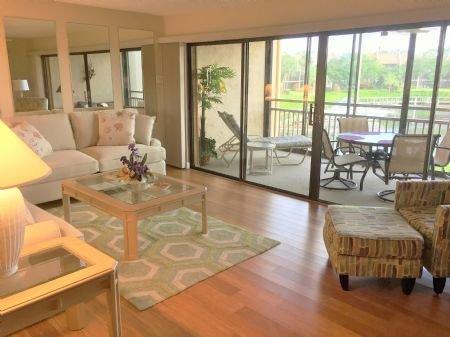 Living Room - Doveplum 524 - Siesta Key - rentals