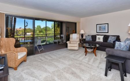 Living Area - Doveplum 621 - Sarasota - rentals