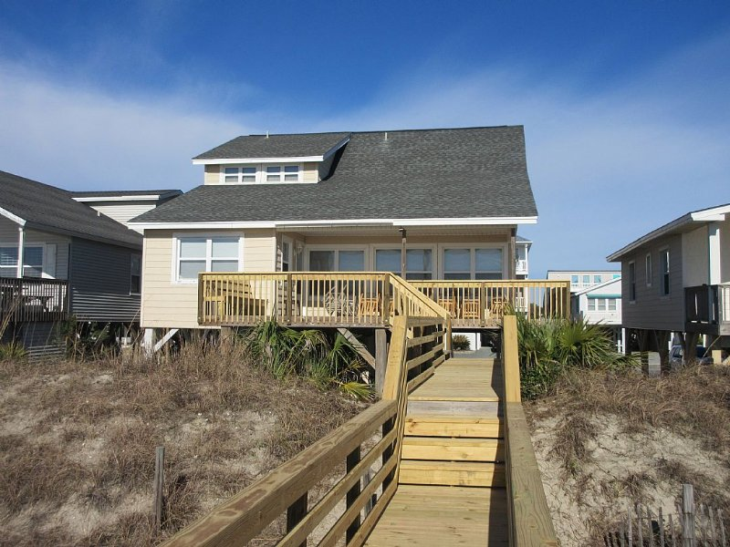 300 East First Street - East First Street 300 - Carters Charter - Hunt - Ocean Isle Beach - rentals