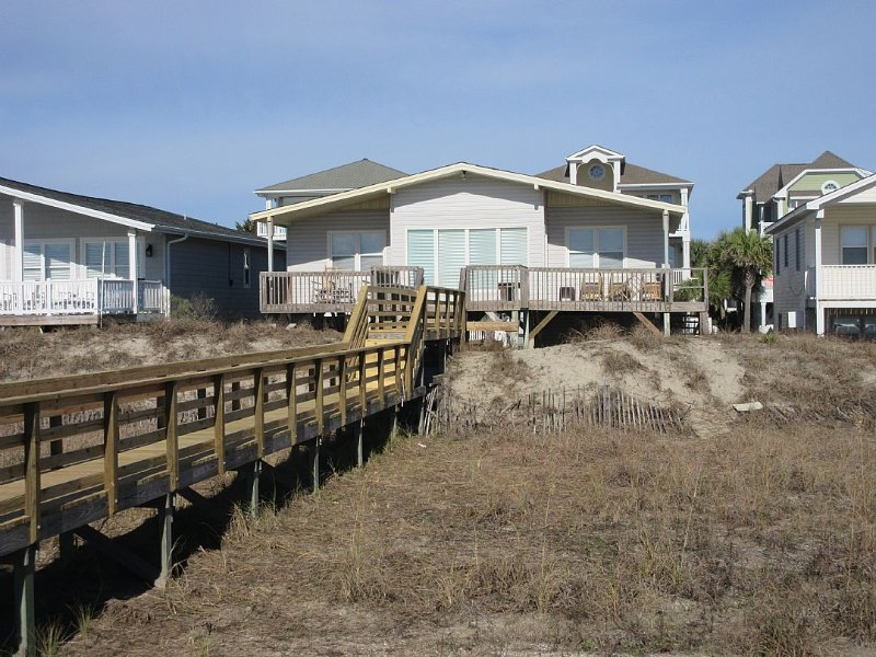 306 E1 oceanfront - East First Street 306 - Sea Hunt - Ocean Isle Beach - rentals