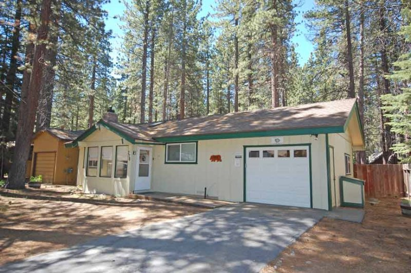 Exterior - 776 Patricia Lane - South Lake Tahoe - rentals