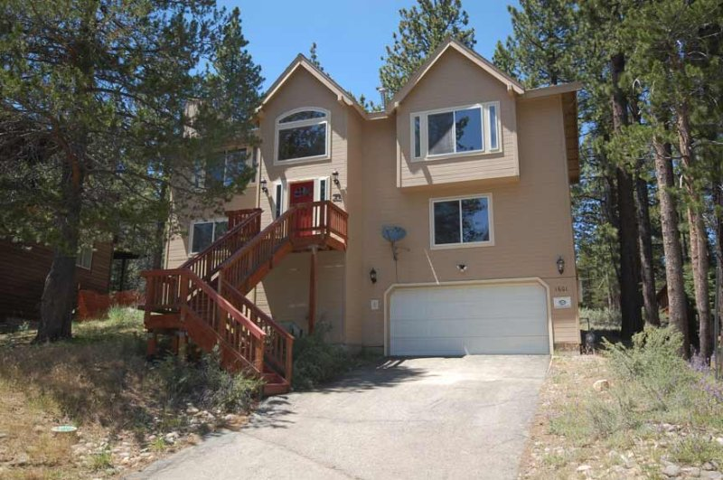Exterior - 1601 Zapotec - South Lake Tahoe - rentals