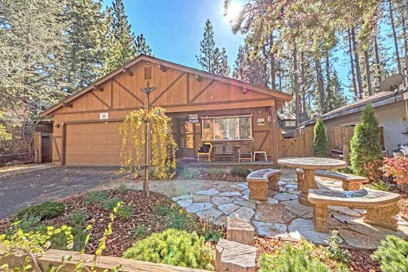 Exterior - 948 Merced Avenue - South Lake Tahoe - rentals