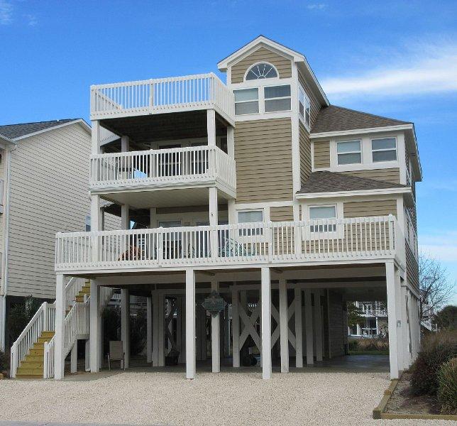 203 East First Street - East First Street 203 - Tee Off - Ocean Isle Beach - rentals