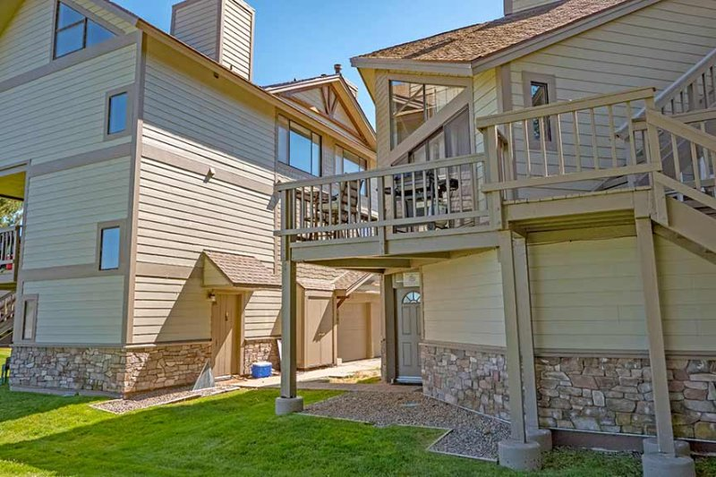 Exterior - 477 Ala Wai, Unit 90 - South Lake Tahoe - rentals
