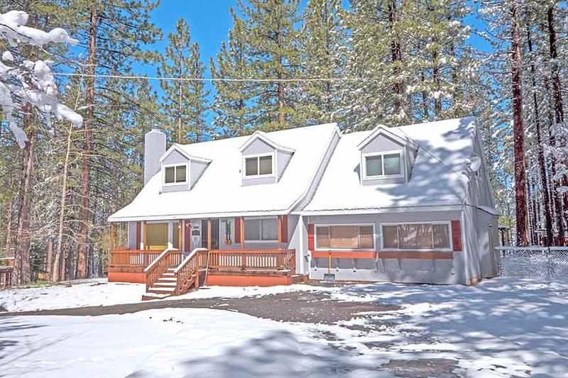 Winter Paradise - 3565 Needle Peak Road - South Lake Tahoe - rentals