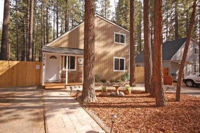 Exterior - 3616 Birch Avenue - South Lake Tahoe - rentals